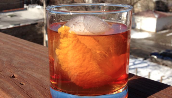 Fall / Winter Cocktail Menu Recipes