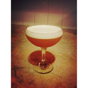 The Best Amaretto Sour